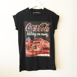 Coca-Cola Holidays Are Coming Tee